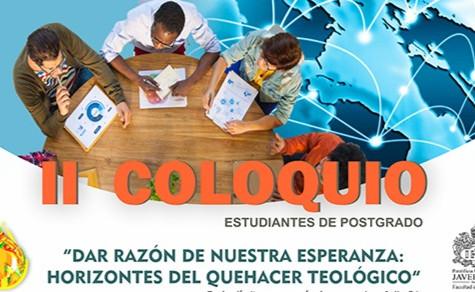 II Coloquio - Estudiantes de posgrados teología