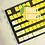 Thumbnail: KeyKraft Lemon Keycap Set