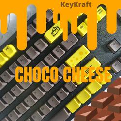 KeyKraft Choco Cheese