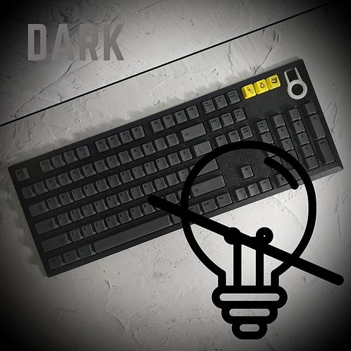 KeyKraft Dark Keycap Set
