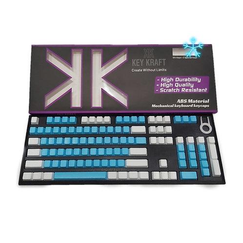 KeyKraft Snowy Full Keycap Set