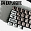 Thumbnail: KeyKraft C4 Explosive Keycap Set