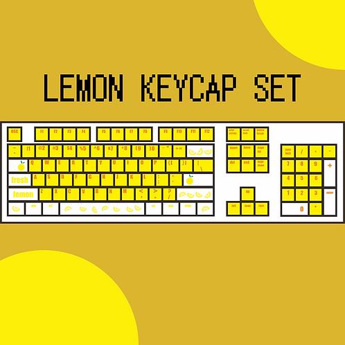 KeyKraft Lemon Keycap Set