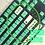 Thumbnail: KeyKraft Lime Keycap Set