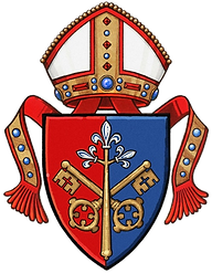 Crest of the Personal Ordinariate of the Chair of St. Peter