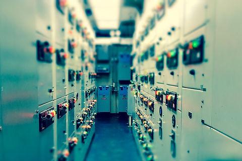iStock-616109814-Electrical switchgear r