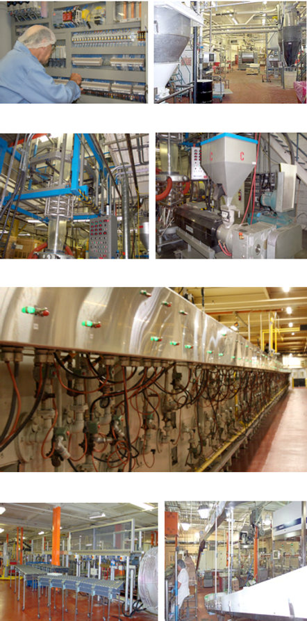 Food Processing Equipment and Maintenance