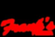 Frank's Pizzeria Logo - with Skyline (Ve