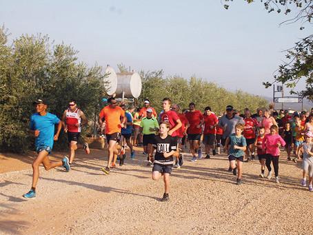 Oudtshoorn Park-Run - Weekly Free 5km Timed Run Near Le Petit Karoo
