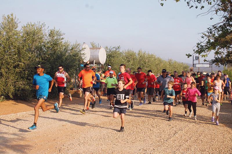 Oudtshoorn parkrun - Weekly Free 5km Timed Run