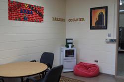 Southwest Center Reading Room