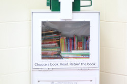 TAAC Little Free Book Library