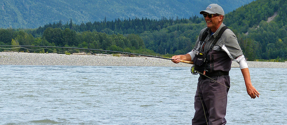Kurs Nymphen Fischen live