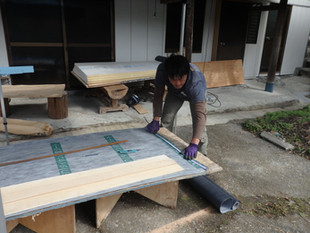 DIY124 四国徳島ゲストハウスおさかなくん家