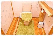 四国徳島ゲストハウストイレ