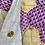 """Thumbnail: Classic Coat 60er """"Grandmas Flower Garden"""" Quilt Gr. S"""