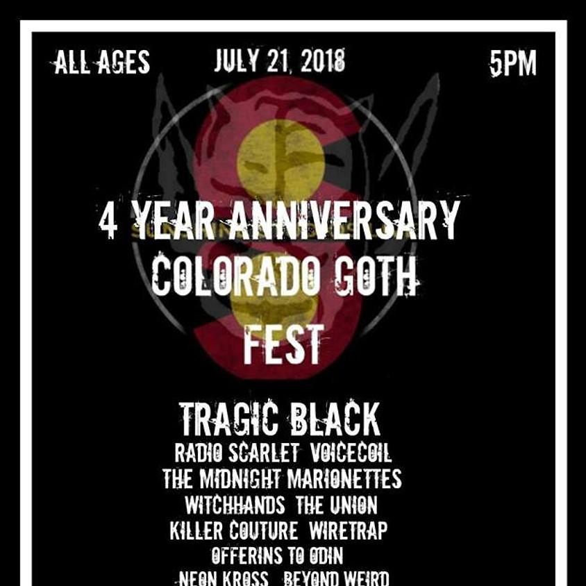 4th Annual Colorado Goth Fest