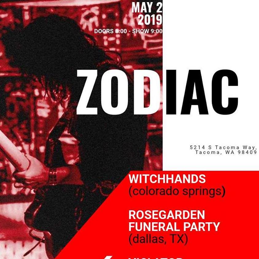 Dark Tunes & Sinister Vibes @ Zodiac