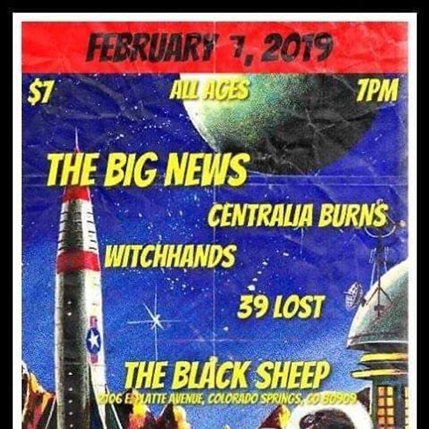 The Black Sheep Show