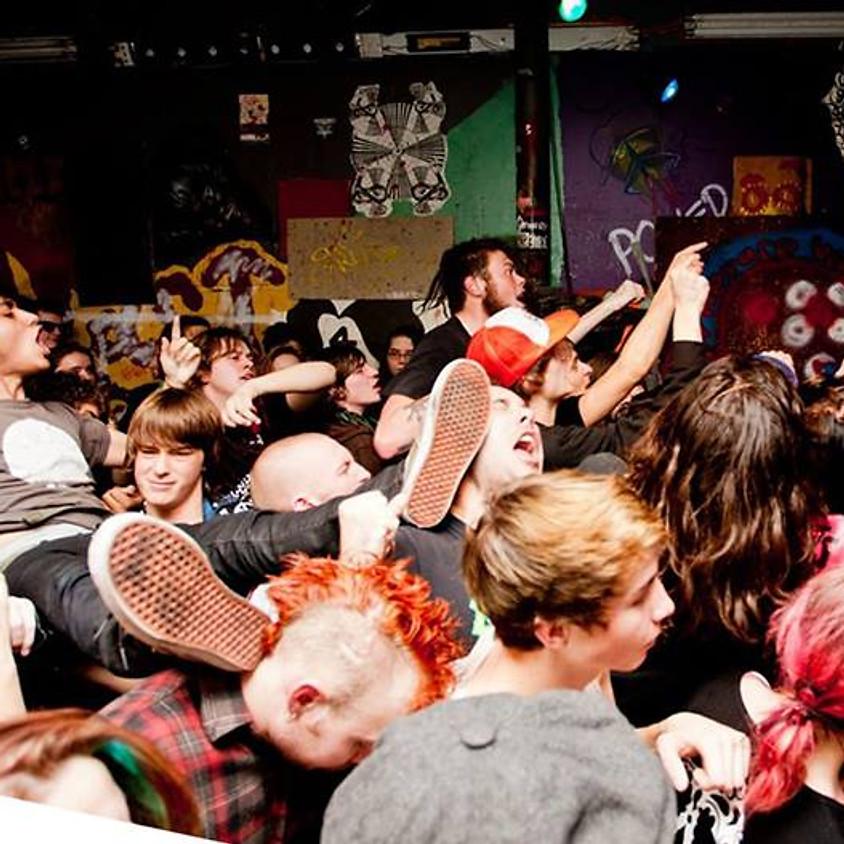 Darkwave/Post Punk Show