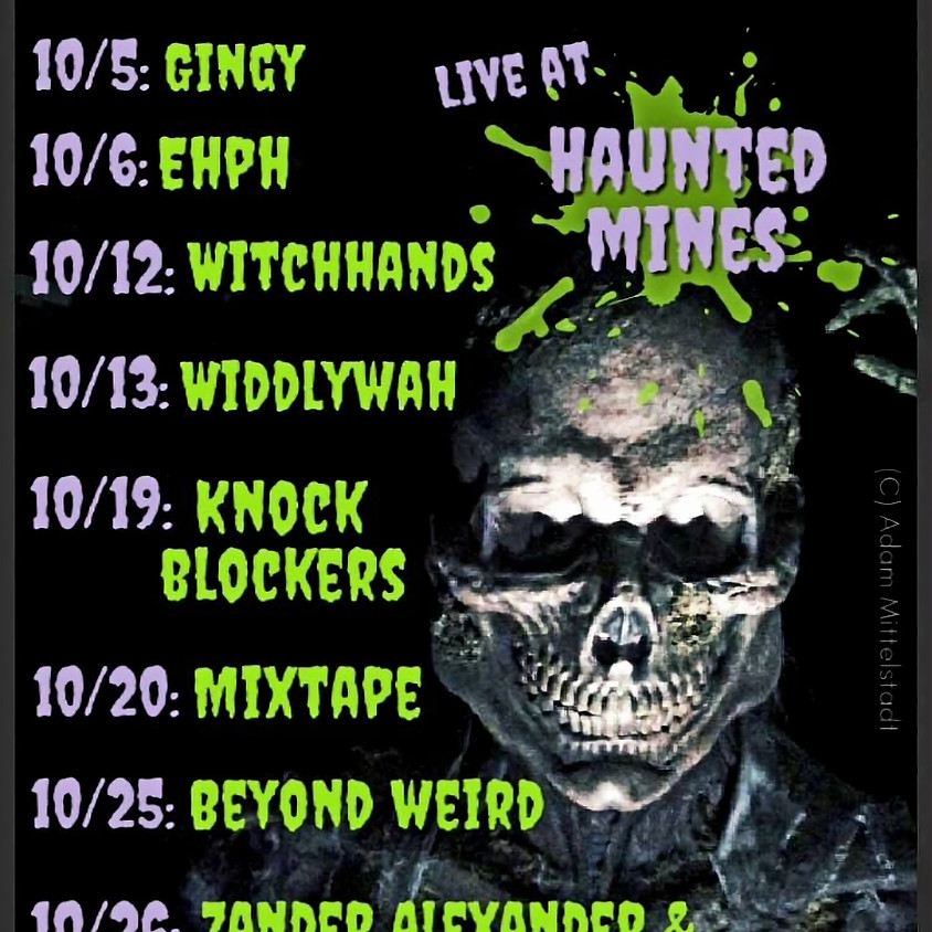 Live at Haunted Mines