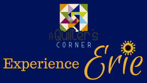 Experience Erie with A Quilter's Corner
