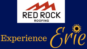 Experience Erie with Red Rock Roofing