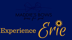 Experience Erie with Maddie's Bows