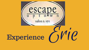 Experience Erie with Escape Uptown Salon and Spa