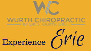 Experience Erie with Wurth Chiropractic