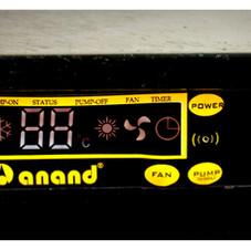 Air Cooler Remote Panel