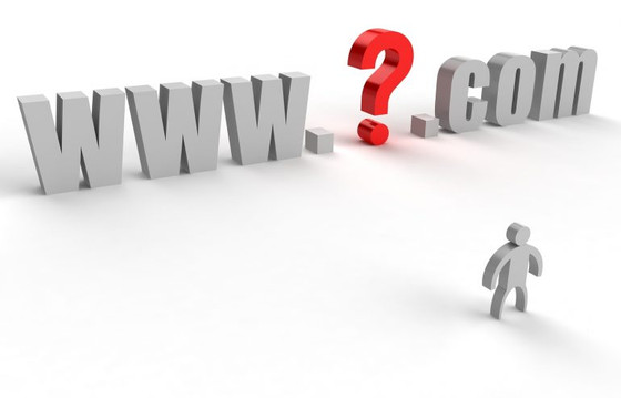 Prior to your site goes live, you have to choose a correct URL