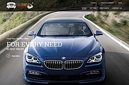 Taxi Service Website Design|WebSoftWay|Website designing and development company| Vaishali| Ghaziabad| Delhi| NCR| India