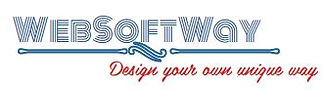 Logo |WebSoftWay|Website designing and development company|Ghaziabad