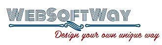 Logo |WebSoftWay|Website designing and development company|Roorkee