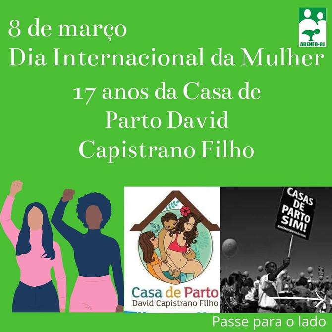 Dia 08 de Março – Dia Internacional da Mulher