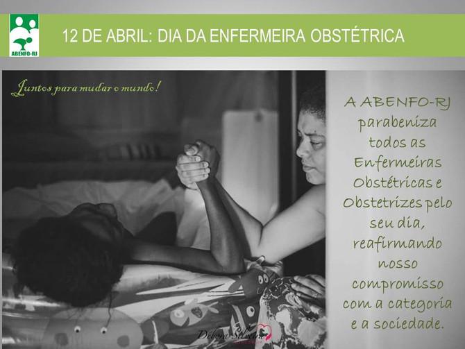 Dia da Enfermeira Obstétrica