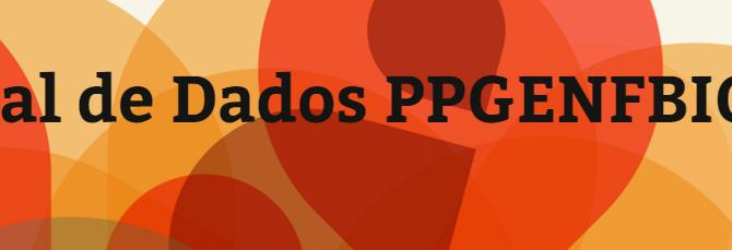 Journal de Dados PPGENFBIO