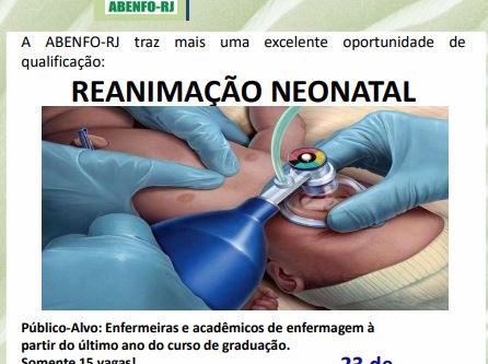Curso Reanimação Neonatal