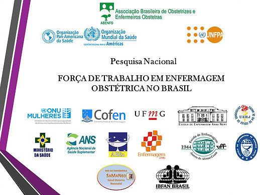 Cofen apoia pesquisa nacional sobre Enfermagem Obstétrica