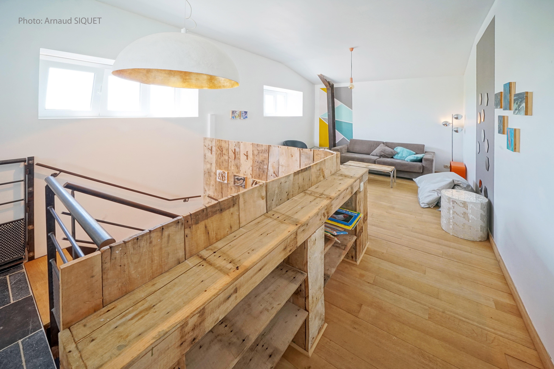 Espace salon/détente