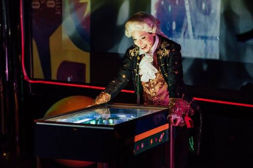Mozart vs Machine