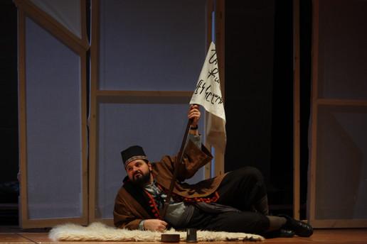 Kaj Nazar (Nazar the Brave)