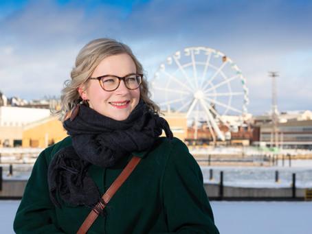 Mitä asioita Helsingin keskusta ajaa?