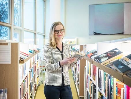 Kirjasto on muutakin kuin kirjoja