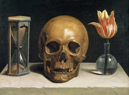 Memento Mori - How Do We Live With Death?