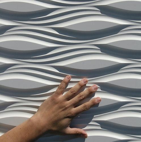 Fish Weave Panel