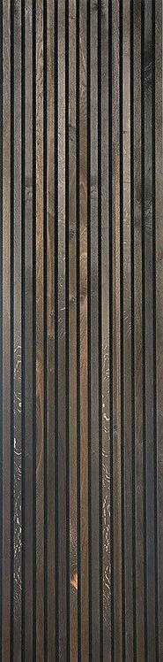 Akupanel in Smoked Oak