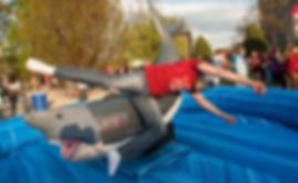 Механический аттракцион симулятор- трена