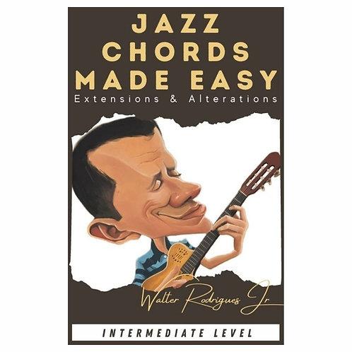Jazz Chords Intermediate (PDF + Video)